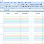 自分でシステム手帳リフィルを作って情報を一元化する