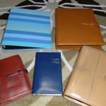 私の手帳遍歴