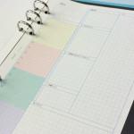 システム手帳は総合的に考えてA5サイズが一番使いやすい