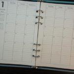 【無料ダウンロード】2018年度版の月間(マンスリー)手帳リフィルをプレゼントします[1]