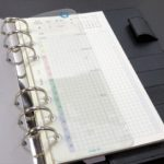 バイブルサイズのシステム手帳もコツを掴めばA5サイズと同じ様にリフィルを作ることができる