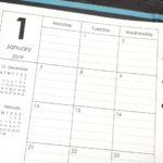 【無料ダウンロード】2019年度版の月間(マンスリー)手帳リフィルをプレゼントします【A5サイズ】[1]